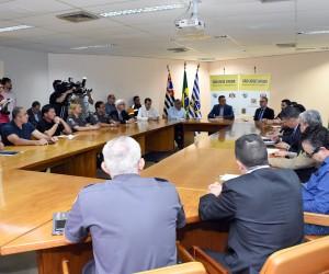 Participação popular é destaque em reunião de forças de segurança