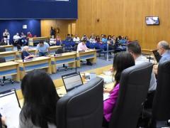 Sessão desta terça (17) tem 58 requerimentos para votação