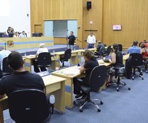Mais de 280 documentos são analisados e aprovados na sétima sessão