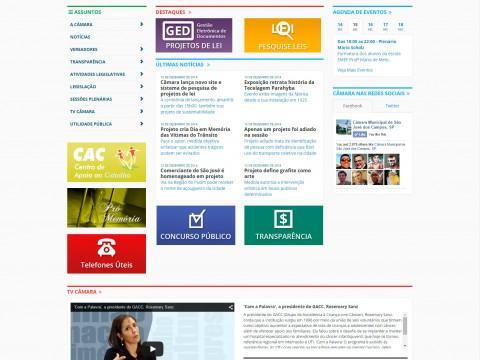 Câmara lança novo site e sistema de pesquisa de projetos de lei