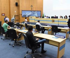 Na 13ª sessão ordinária, cerca de 200 documentos são analisados e votados