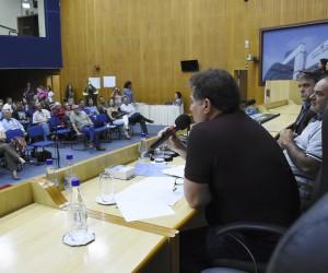 Cerca de cem pessoas participam da audiência pública sobre o Plano Diretor