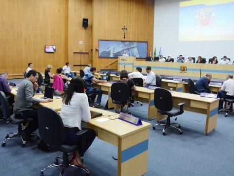 60ª sessão ordinária tem mais de 400 documentos analisados e votados