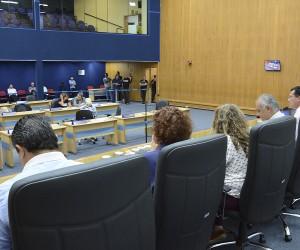 Vereadores analisam e votam 140 documentos na 63ª sessão de Câmara