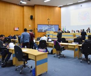 Pauta da sessão desta terça (27) tem 21 documentos para votação