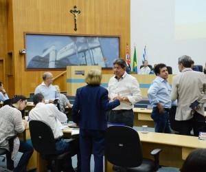 Vereadores aprovam oito projetos na 50ª sessão desta quinta-feira (31)