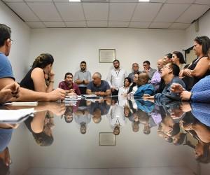 Câmara mediou reunião entre cadeirantes e prefeitura sobre transporte adaptado