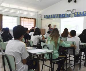 Projeto dispõe sobre câmeras de segurança em escolas do município