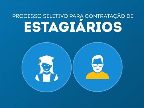 Classificação do processo seletivo para estagiários será divulgada nesta segunda (4)