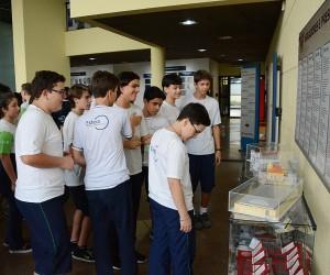 Estudantes da Esfera Escola Internacional conhecem a Câmara