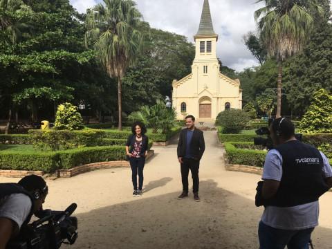 TV Câmara conta histórias do Parque Vicentina Aranha em programa que estreia neste sábado (20)