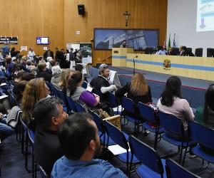 Audiência pública na Câmara reúne mais de 200 pessoas para debater lei de zoneamento