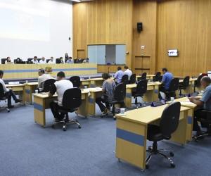 Pauta da sessão desta terça (11) tem 567 documentos