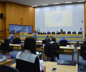 Pauta da sessão desta terça (10) contém 181 documentos para apreciação