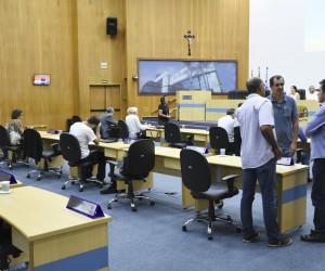 Câmara realiza a 79ª e a 80ª sessões plenárias nesta terça (18) no período da manhã