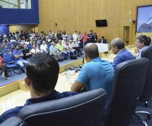 Reunião pública sobre a lei de zoneamento recebe mais de cem sugestões