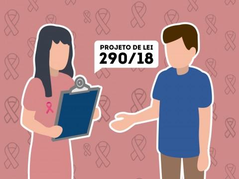 Vereador propõe registro de câncer para estatística e planejamento municipal