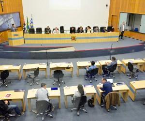 Vereadores aprovam documentos da pauta da 39ª sessão ordinária