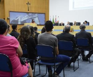Dia Municipal da Seicho-No-Ie é comemorado na Câmara de São José