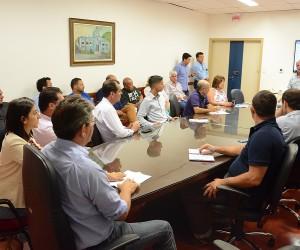 Vereadores aprovam criação de comissão especial para estudo da bacia do Rio Jaguari