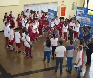 De portas abertas: Câmara retoma projeto de visitas de escolas