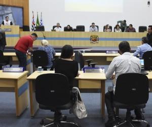Câmara realiza hoje duas sessões ordinárias para votar documentos e projetos