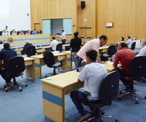 Pauta da sessão desta terça-feira (5) tem mais de 700 documentos