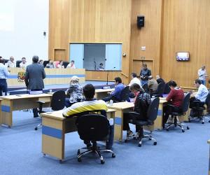 Pauta da sessão desta terça (29) conta com 219 documentos