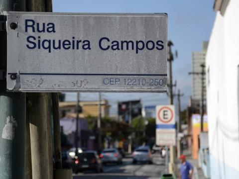 Projeto de lei propõe adoção de placa com nome para ruas sem identificação