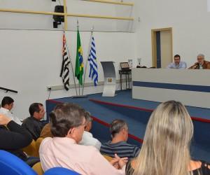 Prefeitura apresenta metas fiscais à Comissão de Finanças da Câmara