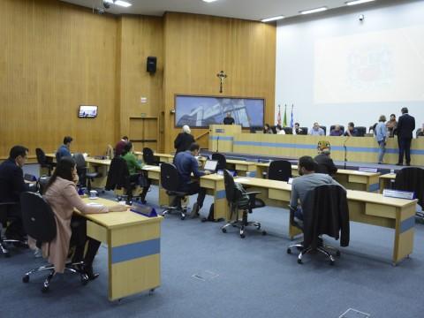 Mobilidade, emprego e biometria estão na pauta da sessão desta quinta (11)