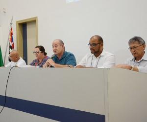 Conselho Municipal de Saúde se reúne na Câmara Municipal