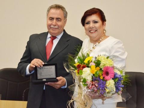 Miguel Sampaio recebe da Câmara Municipal o título de Cidadão Joseense