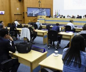 Sessão desta terça (7) tem 82 documentos para votação