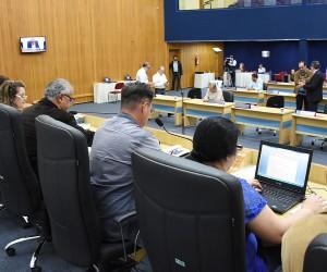 Vereadores aprovam cerca de 200 documentos na 36ª sessão ordinária de Câmara