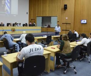 LDO está na pauta de votação da sessão desta quinta-feira (27)