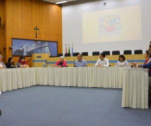 Esporte e educação para pessoas com autismo foram temas de reunião na Câmara
