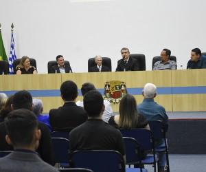 Câmara outorga título de Cidadão Joseense a Décio Segreto