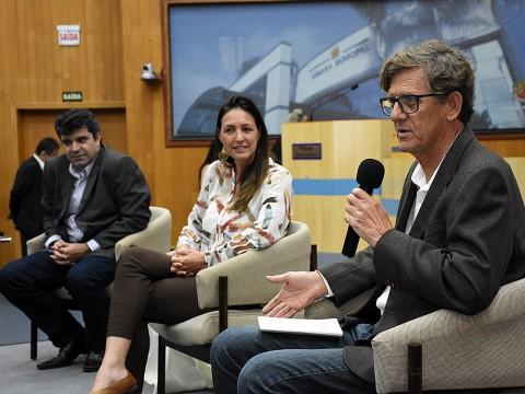 Frente Parlamentar da Câmara realiza Fórum Joseense de Ideias Empreendedoras