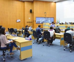 Vereadores aprovaram 28 documentos na sessão ordinária desta terça-feira