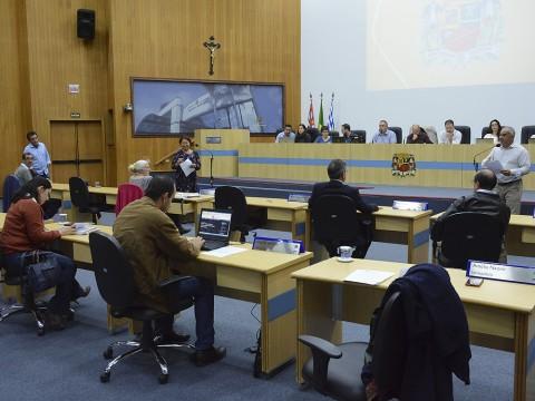 Câmara aprova seis projetos na sessão desta quinta-feira (6)