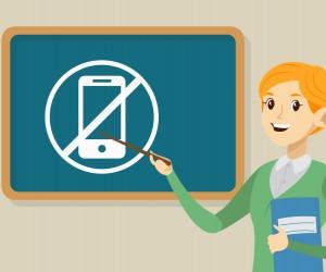 Projeto restringe uso de celulares em sala de aula nas escolas públicas da cidade