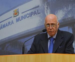 Câmara concede título de cidadão joseense ao engenheiro Daury Rodrigues