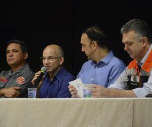 Vereadores participam de encontro para formulação de Plano de Contingência