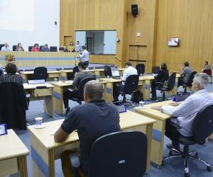 Câmara aprova mais de 50 documentos durante a sessão desta terça-feira