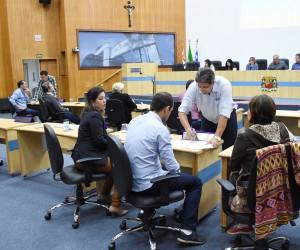Pauta da 38ª sessão nesta terça-feira (26) tem 172 documentos para votação
