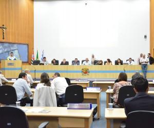 Pauta da 54ª sessão tem 251 documentos apresentados pelos vereadores