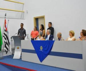 Câmara reconhece ações voluntárias do Rotary na cidade